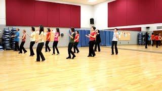 Sherry Baby - Line Dance (Dance & Teach in English & 中文)