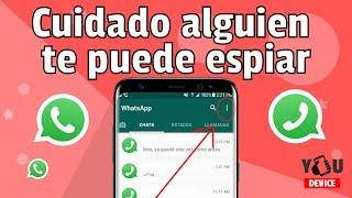 WhatsAps ( Alguien te observa!? )