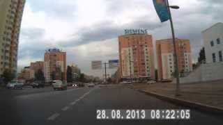 How to drive in Astana
