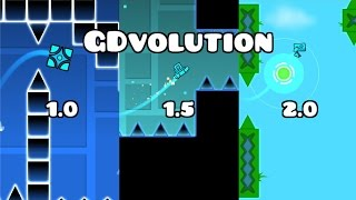 Geometry Dash - GDvolution verified (easy-medium demon)