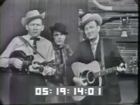 Lester Flatt and Earl Scruggs - I ain't gonna work tomorrow