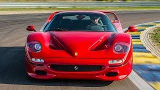 Ferrari F50 - L'unica vera F1 stradale - Davide Cironi Drive Experience (SUBS)