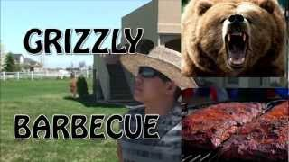 Man vs. Wild Parody (Grizzly Barbecue)