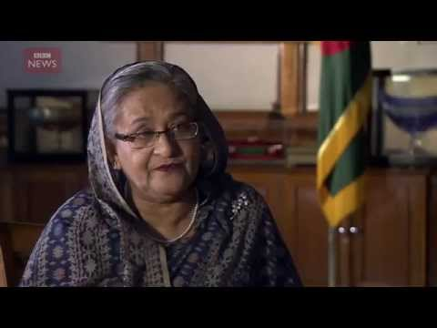 PM Sheikh Hasina's Interview with Mishal Husain, BBC on UN's Millennium Development Goals   YouTube