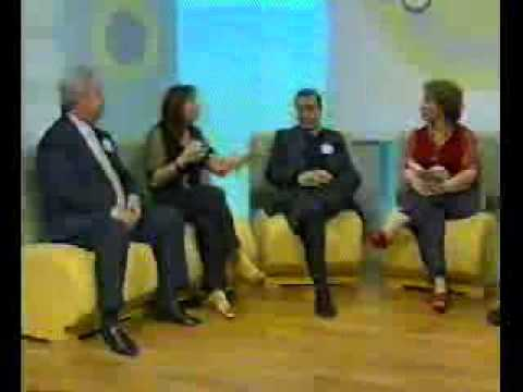 Andropausia - Menopausia Masculina - Dialogos en confianza - TV Mexicana -  Lic. Beatriz Goldberg
