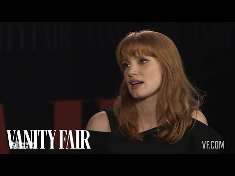 Jessica Chastain Is Tired of Waiting for a Female Superhero