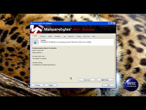 XP Total Security 2012 Removal Process by Britec