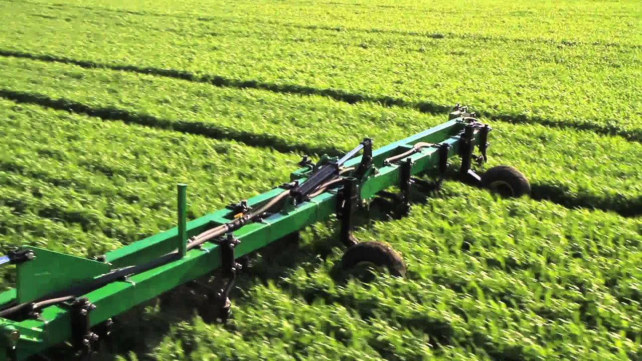 ctf inter row nitrogen side dressing in wheat youtube. Black Bedroom Furniture Sets. Home Design Ideas