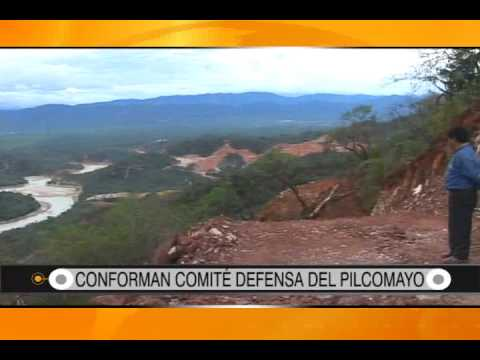 31/07/2014 - 15:00 CONFORMAN COMITE DE DEFENSA DEL PILCOMAYO