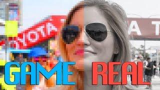 Real Life VS Video Game Racing