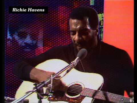 Richie Havens is listed (or ranked) 4 on the list 25 Awesome Folk Singers and Groups