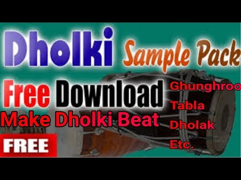 Ghunghroo , Dholak ,Tabla, cowbell , Sample and Loops || Android Dj Mixer