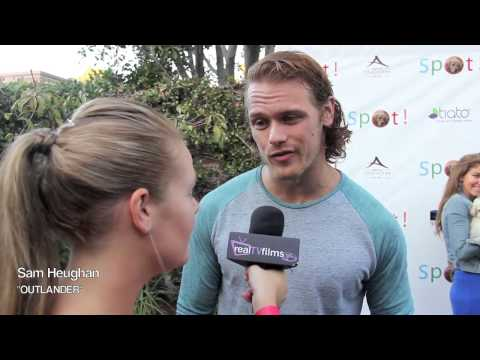 Images and information sam heughan and amy shiels relationship