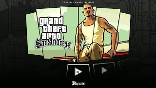 GTA SAN ANDREAS APK🔥🕹 OBB 💵DOWNLOAD FOR 📲 ANDROID