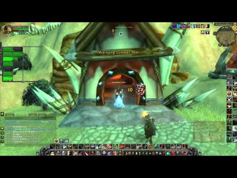 World of Warcraft Swifty BG Extreme (gameplay / commentary)