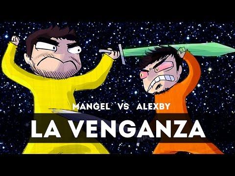 TE ODIO!! | LA VENGANZA - Mangel vs Alexby en Nidhogg