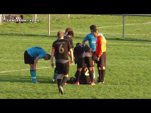 14.10.2017 Championnat 3e Ligue FC Le Landeron - FC Val-de-Ruz 0 - 3