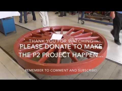 LNER P2 2007 'Prince Of Wales' Frame Dedication - 19/07/2014