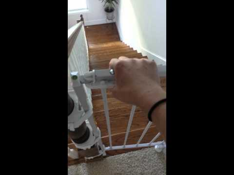 Regalo extra tall baby gate review