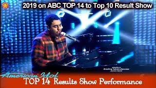 "Alejandro Aranda original ""Cholo Love"" Victory  Song  American Idol 2019 TOP 14 to Top 10 Results"