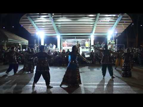 Gunji Aangna Mein Shehnai Dance  Chai Chee Navratri 2011