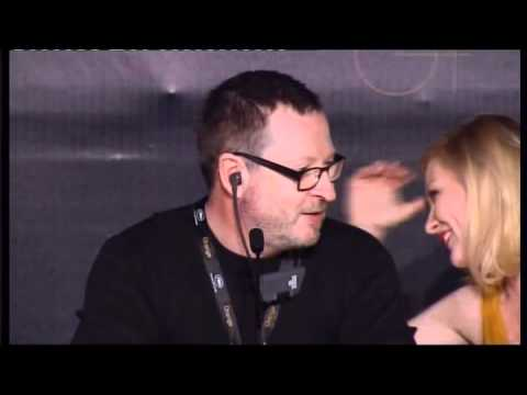 Kirsten Dunst tries to stop Lars Von Trier Hitler Meltdown at Cannes