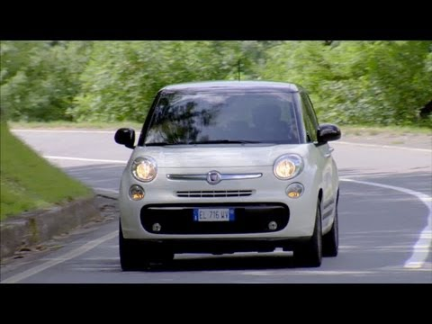 2012 Fiat 500L Reviews Details
