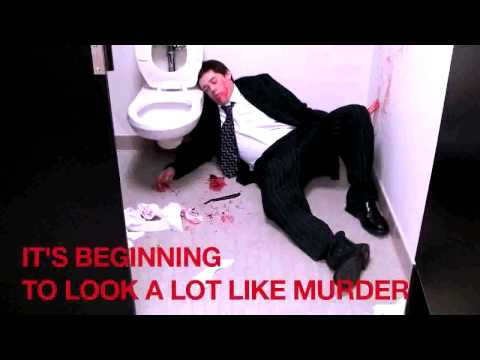 It's Beginning to Look a Lot Like Murder (Book Trailer)