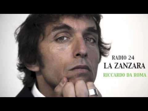 La Zanzara (Radio 24) - Riccardo da Roma distrugge Parenzo e insulta Annarella