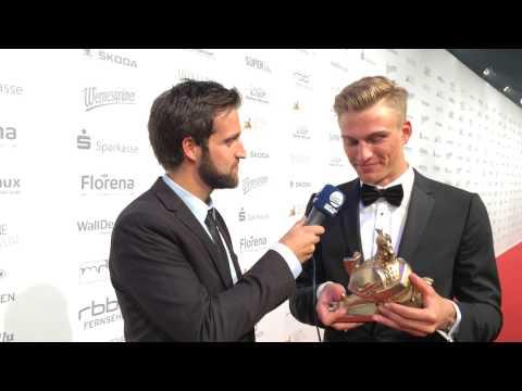Marcel Kittel - Preisträger Interview | Goldene Henne 2014 | MDR