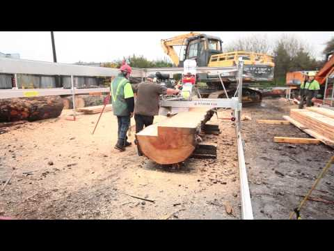 The Great Peterson Sawmills Demo Day 13/09/14