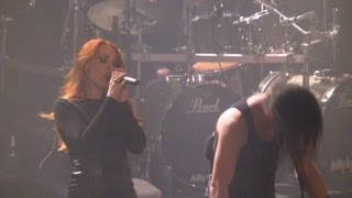 "Epica in Sydney 2013, ""Cry for the Moon"",""Storm the Sorrow"" and ""Consign to"