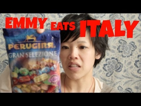 Emmy Eats Italy - Italian snack & sweets