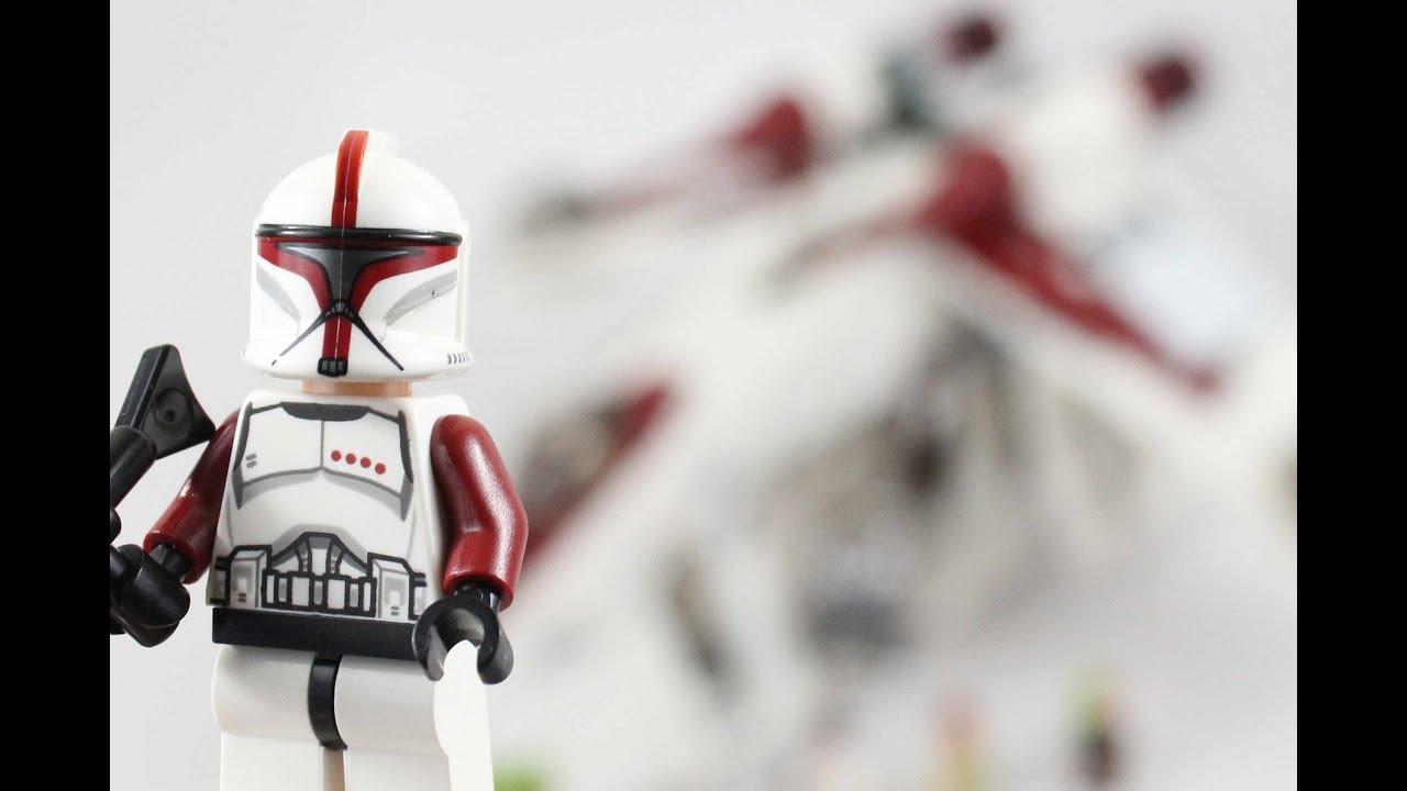 Lego Star Wars Republic Gunship 75021 Lego Star Wars Republic