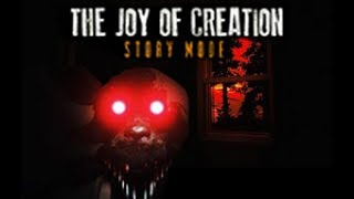 DURMIENDO CON FREDDY | The Joy of Creation: Story Mode