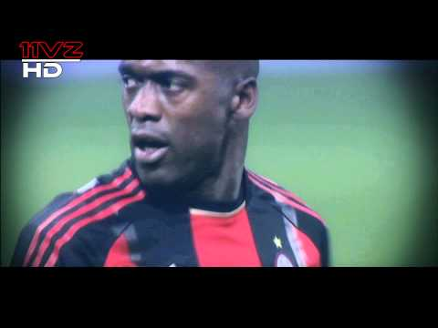 Clarence Seedorf - Il Professore [Full HD]