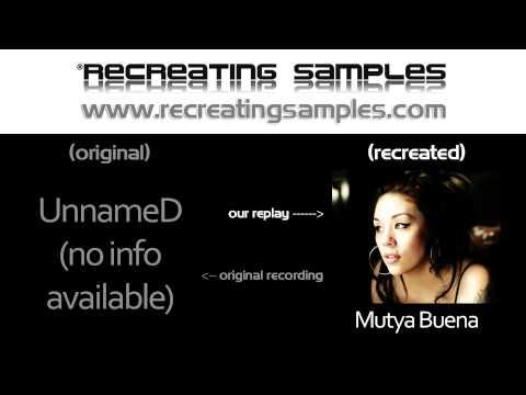 Mutya Buena - Suffer for Love