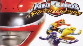 Power Rangers Super Legends Pelicula Completa en Español - Juego Infantil (PC)