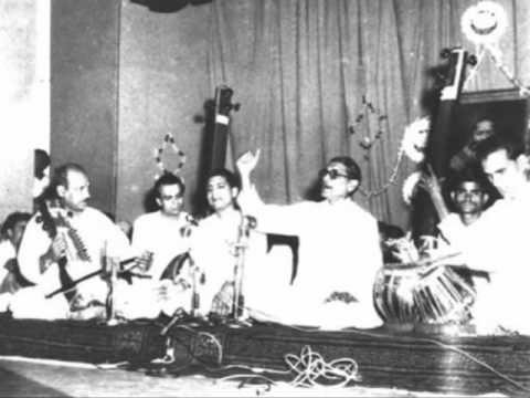 Raag Ramkali - Ustad Vilayat Hussain Khan - Traditional Punjabi Composition