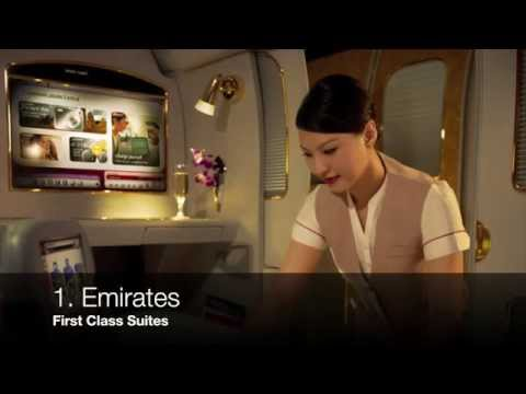 2014: Best First Class Cabins on the Airbus A380