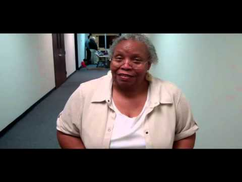 A quick word from Fuller Center homeowner Delores