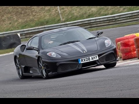Ferrari 430 Scuderia: hero cars - autocar.co.uk