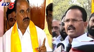 TTDP Leaders Responds On Motkupalli Narasimhulu Controversial Comments