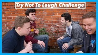 TRY NOT TO LAUGH CHALLENGE ft HOUSEMATES