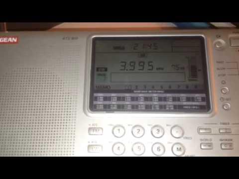 Ichtys Radio, 3995khz, 21:44UTC, Germany