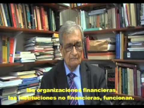 Amartya Sen subtitulado