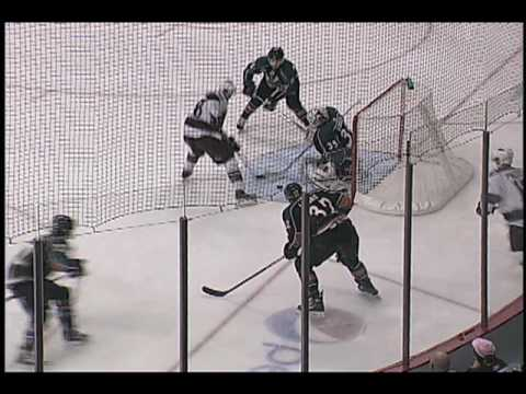 Hershey Bears vs. Manitoba Moose - January 22, 2010 Video