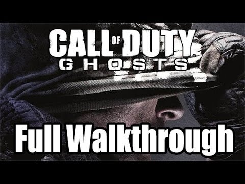 "Call of Duty Ghosts FULL WALKTHROUGH Let's play COD Ghosts ""Call of Duty Ghosts walkthrough"""