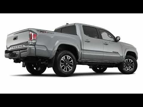 2020 Toyota Tacoma Video