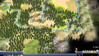 Blind Let's Play Touhou Epic/ Eastern Epic (Sid Meier's Civilization IV Mod) Part 1